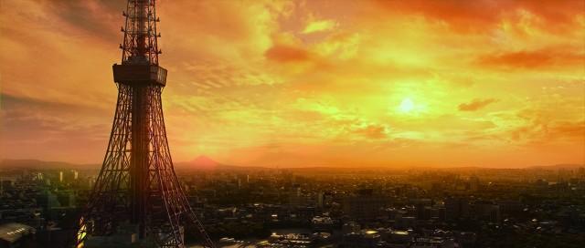 「Always 三丁目の夕日 '64」に登場する東京の景観  ©2012 「Always 三丁目の夕日 '64」制作委員会