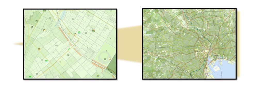 店舗網最適化の適地選定シミュレーション