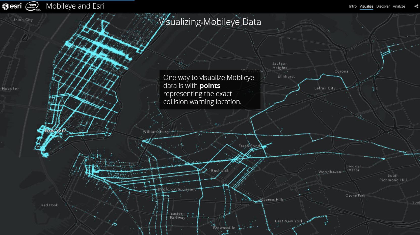 Mobileyeデータの見える化